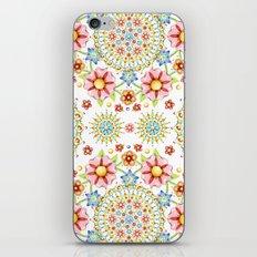 Flower Crown Bijoux iPhone & iPod Skin