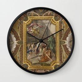 Vatican IV, Rome Wall Clock