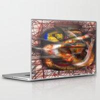 lantern Laptop & iPad Skins featuring Lantern by John Hansen