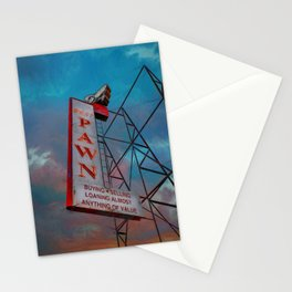 Best Pawn Stationery Cards