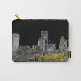 the Glow of London Carry-All Pouch