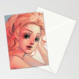 Fresh Orange Stationery Cards