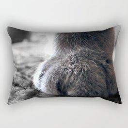 Kitty Paw Rectangular Pillow