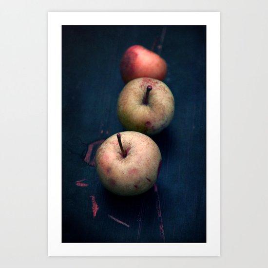baissé Art Print