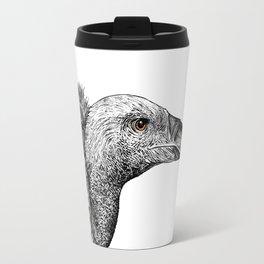 White-backed Vulture Travel Mug