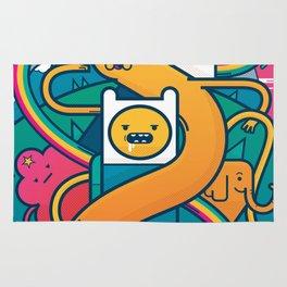 AdventureTime Rug