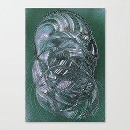 Pierced Pirate Canvas Print