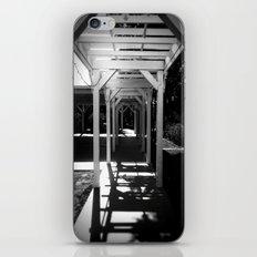 A California Wedding Story iPhone Skin