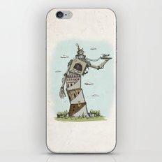 Crooked iPhone Skin