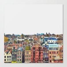 My Amsterdam Canvas Print