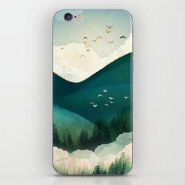 Emerald Hills iPhone Skin