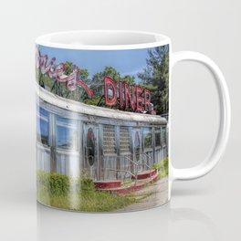 Historic Rosie's Diner by Rockford Michigan Coffee Mug