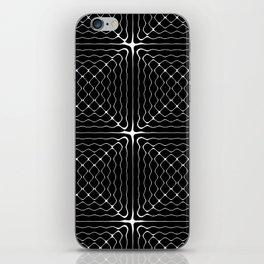Energy Vibration 1.  Frequency - Chladni - Cymatics iPhone Skin
