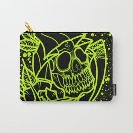 Neon Reaper Carry-All Pouch