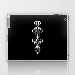 Advanced Typography Laptop & iPad Skin