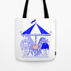 Carroussel Tote Bag