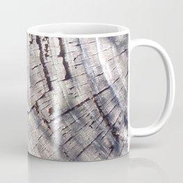 Wooden Rings Coffee Mug