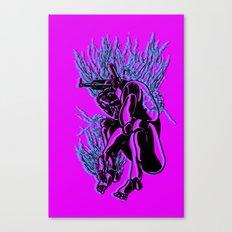 ultracrash202 Canvas Print