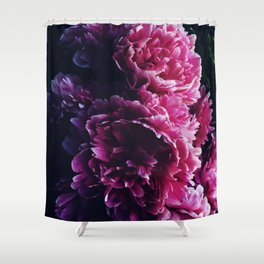 Peony Passion 3 Shower Curtain