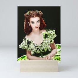 Vivien Leigh Mini Art Print
