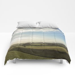 Morning Fields Comforters