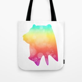 Neonimals: Bear Tote Bag
