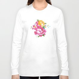 Spring In Taiwan Long Sleeve T-shirt
