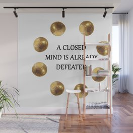 Zenyatta Quote Wall Mural