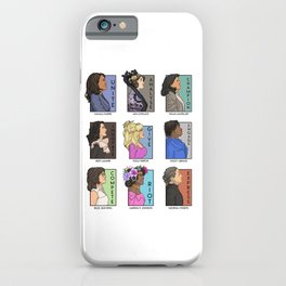She Series - Real Women Collage Version 3 iPhone Case