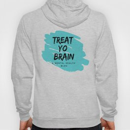 Treat Yo Brain Logo Hoody