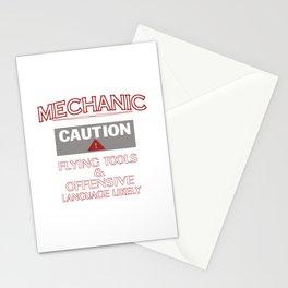 MECHANIC Safety Stationery Cards