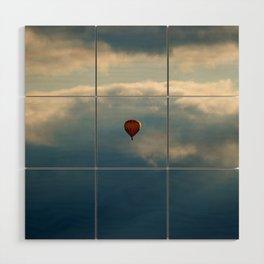 Balloon Wood Wall Art