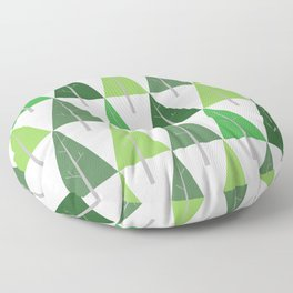 Merry Christmas Floor Pillow