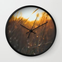 Matches Wall Clock