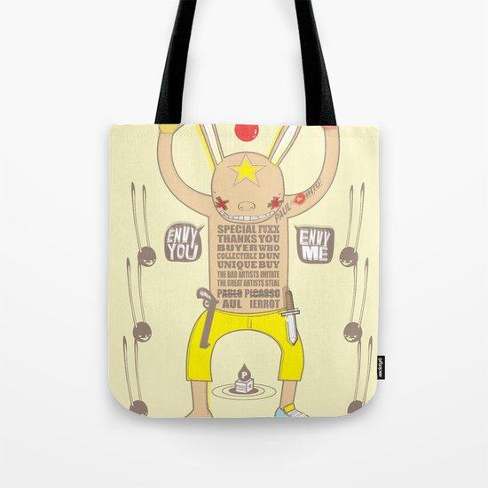 ENVY YOU ENVY ME ! Tote Bag