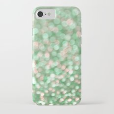 Holiday Cheer Mint iPhone 7 Slim Case