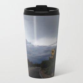 Horse Crossing Travel Mug