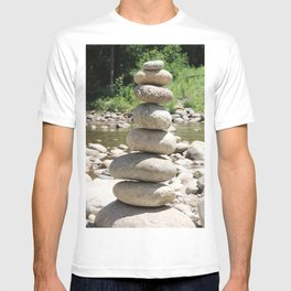 Tall Rock Stack T-shirt