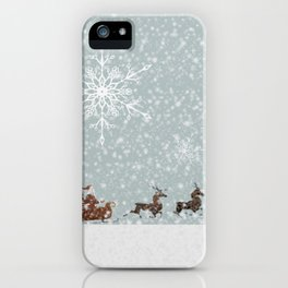 HoHoHo iPhone Case