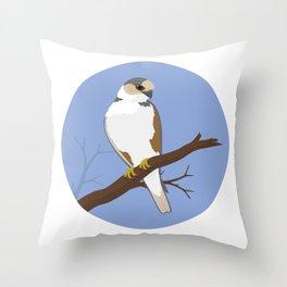 Pearl Kite Throw Pillow