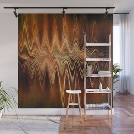Earth Frequency Wall Mural