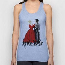 This Ship Sails Itself Unisex Tank Top