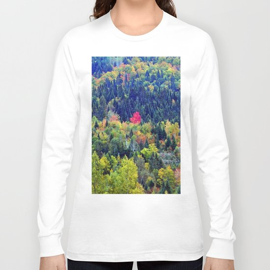 Be Bold and Stand Out Long Sleeve T-shirt