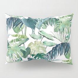Botanical Palm Pillow Sham
