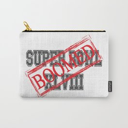 Seahawks' Super Bowl WIN Carry-All Pouch