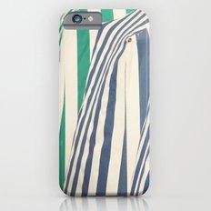 Beach Cabins iPhone 6s Slim Case
