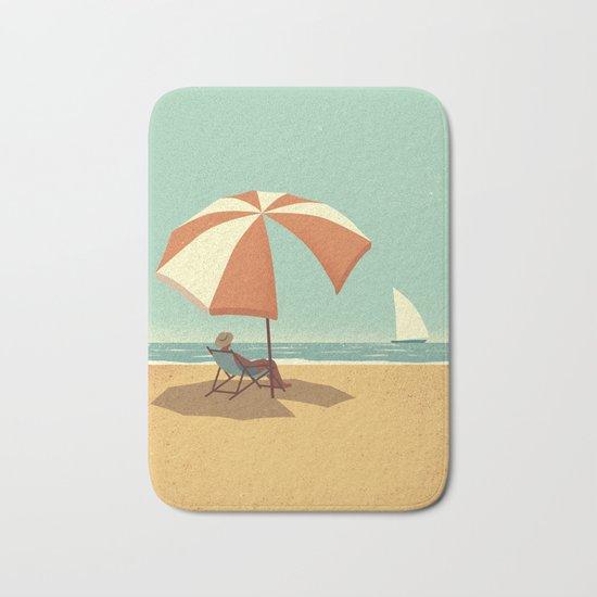 On the Beach Bath Mat