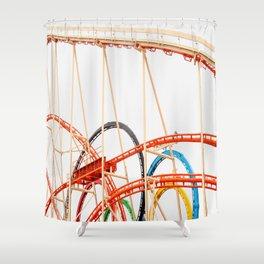 One Way To Have Fun #society6 #decor #buyart Shower Curtain