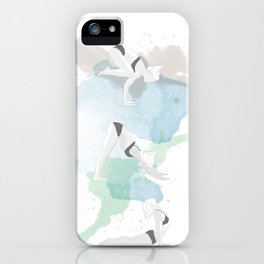 Joga iPhone Case