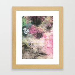 your abstract is wack-stract. Framed Art Print